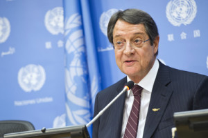 Press Conference - Anastasiades